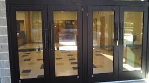 Glass Fire Doors by Codes Doors U0026 Door Hardware