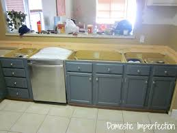 how to install butcher block countertops installing butcher block countertops domestic imperfection