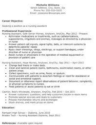 Sample Resume Of Nursing Assistant by Cna Job Description The Certified Nursing Assistant U0027s Role 5
