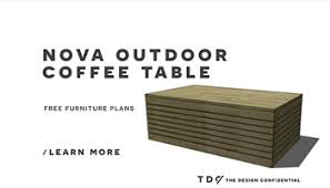 Diy Garden Furniture Plans Free by Top 10 Most Popular Diy Outdoor Furniture Plans The Design