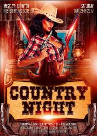 template flyer country free country night party flyer psd template people psd file free download