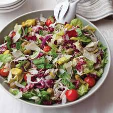 Recipes For A Dinner Party - big italian salad recipe italian salad salad and greek yogurt