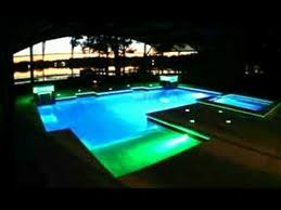 How To Replace Pool Light Swimming Pool And Spa Led Lights Pool Spa Underwater Lighting