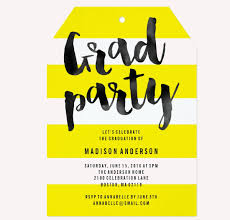 graduation invite 21 graduation party invitations psd ai illustrator