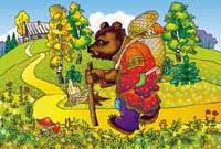 russian fairy tale masha bear folk tales