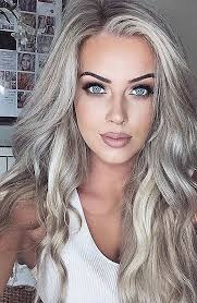 salt and pepper hair colour hair hair dye ideas for blondes beautiful gray hair color ideas