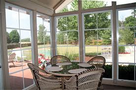 Elegant Interior And Furniture Layouts Pictures  Beauty Sunroom - Sunroom dining room