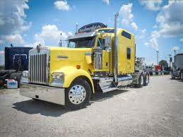 kenworth w900 for sa used 2005 kenworth w900l tandem axle sleeper for sale in ms 6644