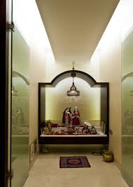 Home Design Architect Pooja Room Design By Architect Rajesh Patel Consultants Pvt Ltd