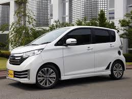 mitsubishi ek wagon nissan и mitsubishi начали продавать новый кей кар совместной