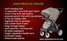 Baby Stroller Canopy by Chicco Bravo Le Stroller Reviews Baby Strollers Youtube