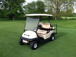 2011 used club car precedent 48 volt 4 seater electric golf cart w