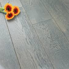 150mm lacquered engineered pebble grey oak wood flooring 1 6