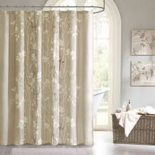 curtain designer designer shower curtains for bathroom amazon com