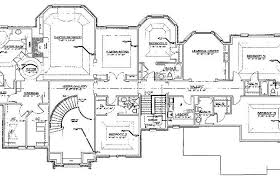 custom home floorplans single story house plans new storey modern floor open large best
