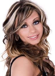 different kinds of highlights for female hair lifestyle change
