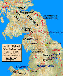 Map Of Yorkshire England by From Elmet To The Leeds City Region The Anglo Saxon Origins Of