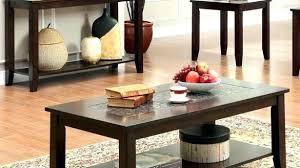 3 piece black coffee table sets 3 piece coffee table rachpower com