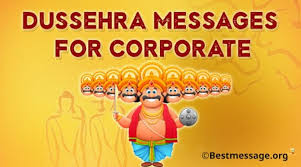 happy dussehra messages for corporate dussehra festival wishes