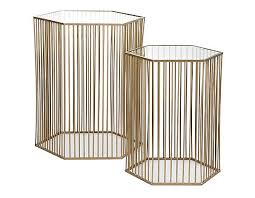 gold metal side table the 12 best side tables for spring