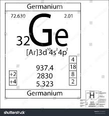 Basic Periodic Table Germanium Periodic Table Aviongoldcorp