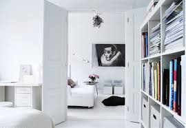 scandinavian bedroom fantastic scandinavian bedroom ideas with bookshelf and desk