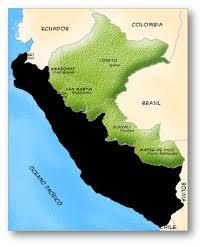 south america map rainforest rainforest map