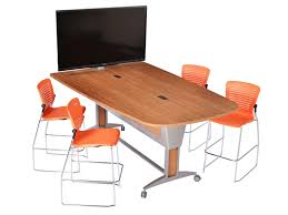 High Chair That Connects To Table Spectrum Introduces New Optio Collaboration Tables Company News