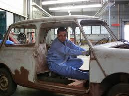 the motoring world classic 1959 mini barn find re born in the