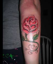 36 elegant vine tattoos flower rose vines