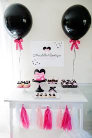 minnie mouse birthday party minnie mouse bowtique birthday party project nursery