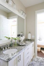 Top  Best Granite Bathroom Ideas On Pinterest Granite Kitchen - White cabinets master bathroom