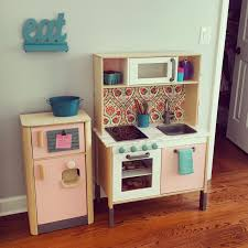 ikea duktig play kitchen hack viv u0027s bedroom pinterest plays
