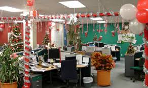 Decorer Son Bureau Noel Bureau Jpg