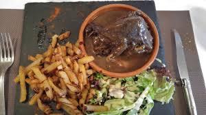 cuisiner la palombe salmis de palombe frites sucrées et un peu grasses picture of l