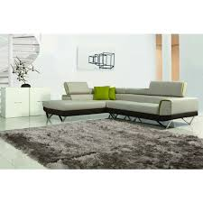 Turquoise Sectional Sofa Amy Modern Fabric Sectional Sofa W Retractable Headrests