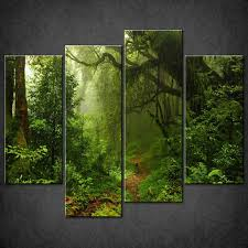 fresh design forest wall art homely inpiration extra large deer in lovely decoration forest wall art amazing design path in forest split canvas wall art pictures prints