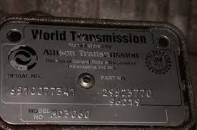 allison 1000 2000 transmission tech tips
