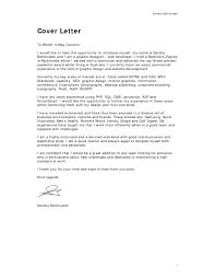 psychology internship cover letter cover letter sample computer