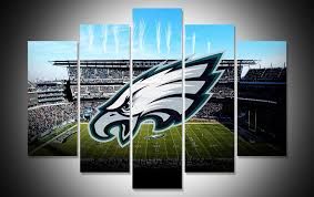 philadelphia eagles wall canvas prints paintings