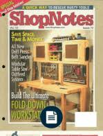 Popular Woodworking Magazine 193 Pdf by Building Woodshop Workstations Pdf
