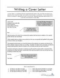 Cover Letter For Resume Templates by How To Build A Great Cover Letter And Resume Tips