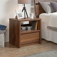 Sauder Beginnings Desk Highland Oak by Sauder Bedroom Furniture Furniture The Home Depot