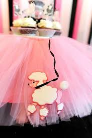 birthday ideas poodles poodle skirts and birthday