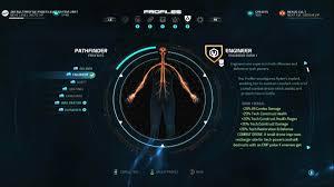 effect andromeda pathfinder profiles