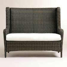 Patio Chairs On Sale Furniture Sleeper Loveseat New Wicker Outdoor Sofa 0d Patio