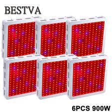led grow light usa 6pcs usa de au uk stock 3 year warranty biosun 900w full spectrum