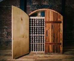 handcrafted hardwood wine cabinets handmade wine rack