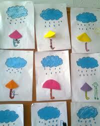 umbrella craft activity funnycrafts