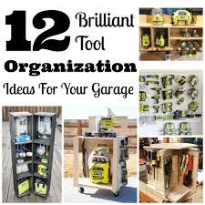 garage shelving ideas with tool organization tnc inmemoriam com